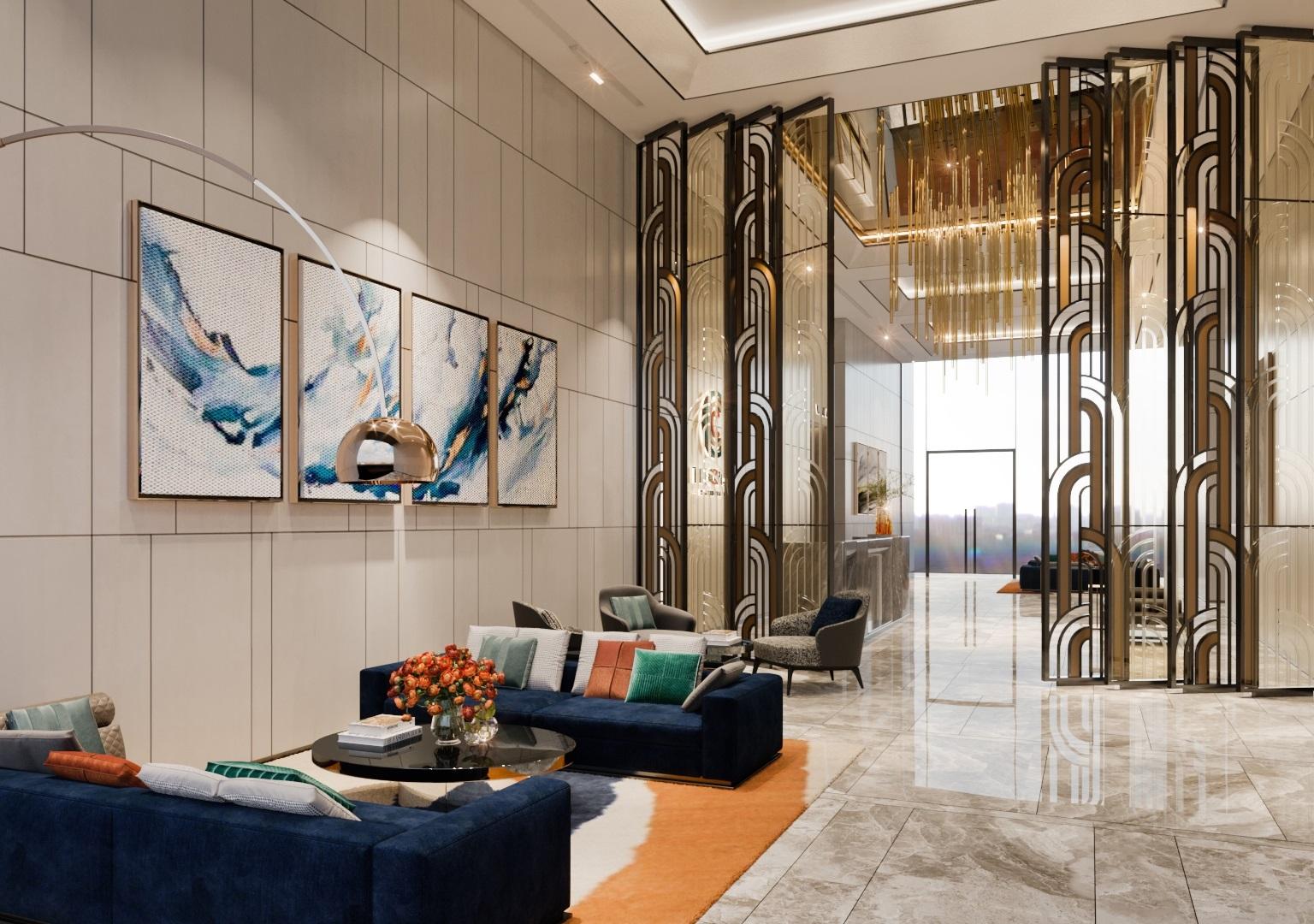 01-Lobby entrance