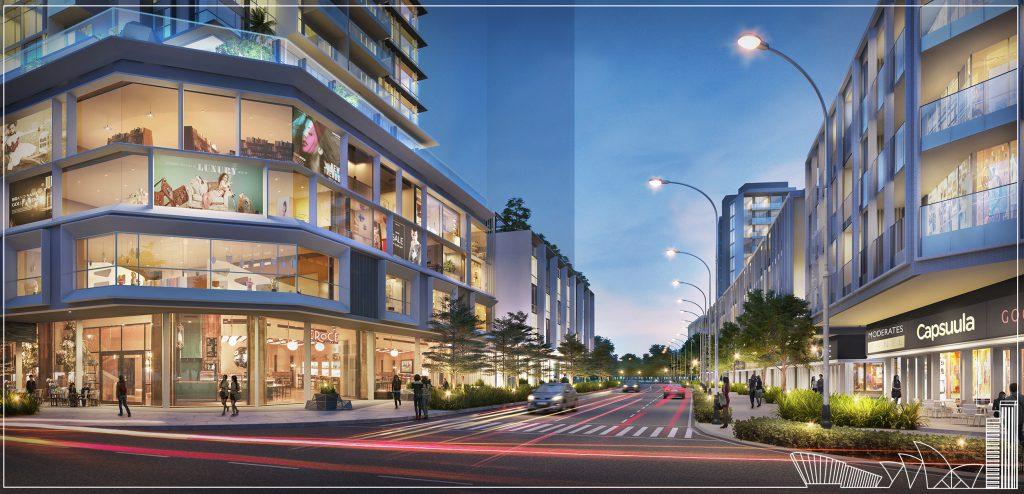 Dự án The Crest Residence mang đến cuộc sống cao cấp theo phong cách quốc tế ngay cạnh trung tâm quận 1
